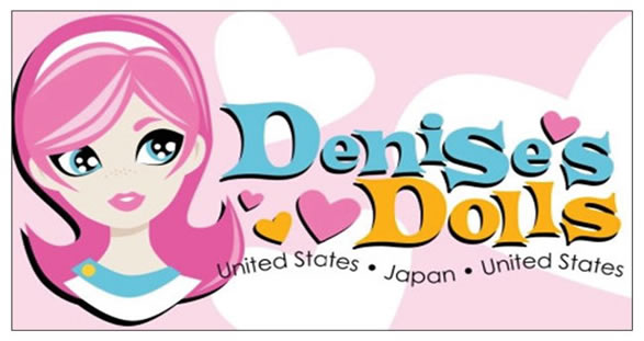 Denise's Dolls Logo